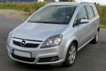 Opel ZAFIRA Tuulilasin pyyhkijän sulka