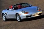 Porsche BOXSTER (986) Hooratas