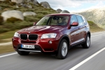 BMW X3 (F25) Lastetooted