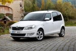 Skoda ROOMSTER Side blinklys