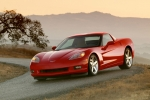 Chevrolet CORVETTE (C6) Pirnid LED