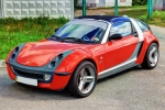 Smart ROADSTER/CABRIO (452) Tüübel 2