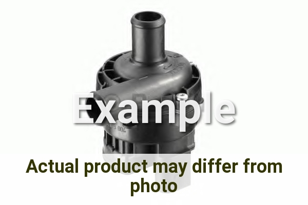 NEW BOSCH VW VOLKSWAGEN SEAT FORD AUXILIARY WATER ELECTRIC PUMP 0392020073
