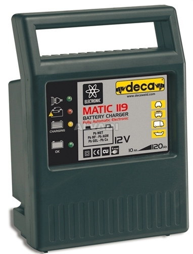 Battery charger MATIC 119