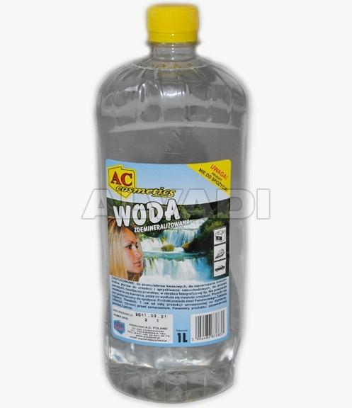Destilleeritud vesi