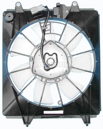 Radiator Fan 38615 Rzaa01 For Honda Crv Re