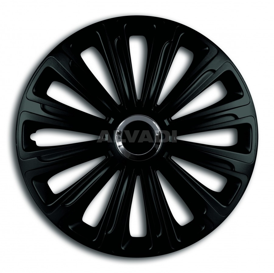 Wheel caps 16