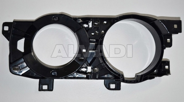 Headlamp frame