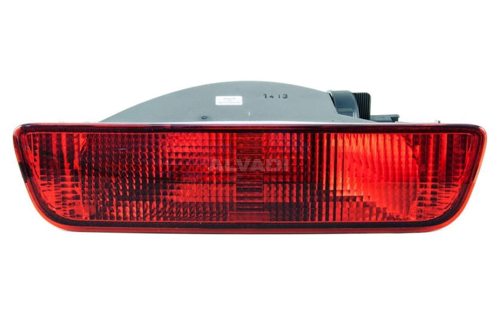 Van Wezel 3388939 Rear fog light