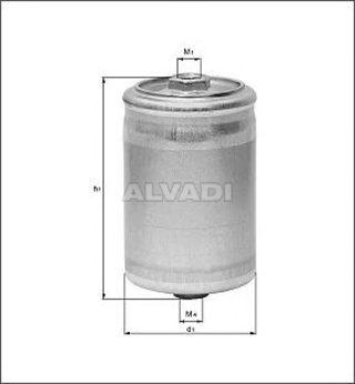 Fuel filter BOSCH 0 986 450 119