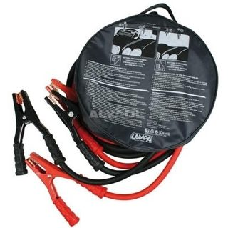 Jumper cables 12/24V, 450CM, 500A, 22,7MM2