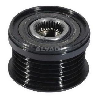 Alternator pulley