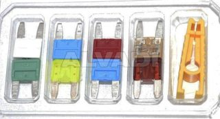 Set of fuses