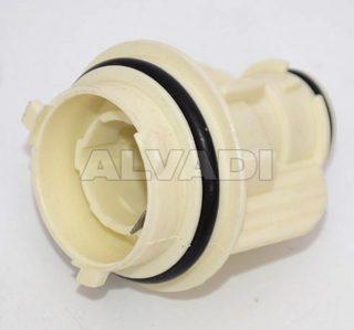 Front flasher bulb socket