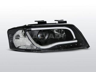 AUDI A6 06.01-05.04 LED TUBE LIGHTS BLACK