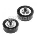 Deflection/guide pulley