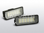 Number plate light (tuning)