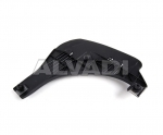 Fastening of front bumper reinforcement